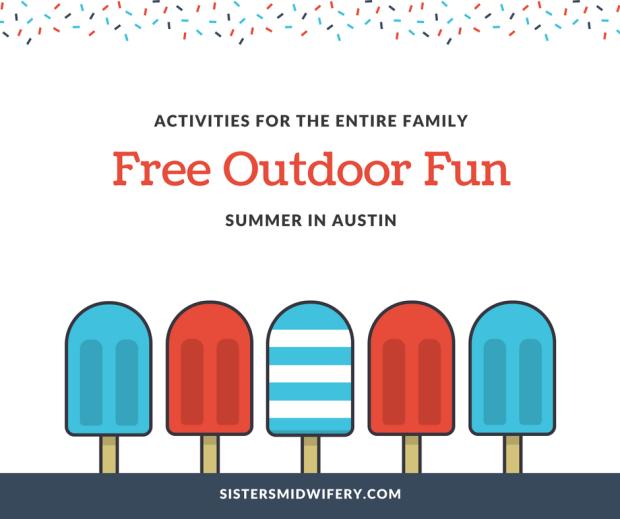 FREE FUN Summer Atx